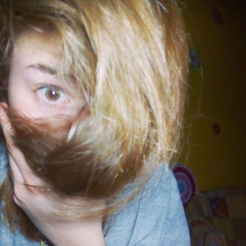 Day :21 My hair