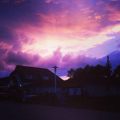 Epische Wolken