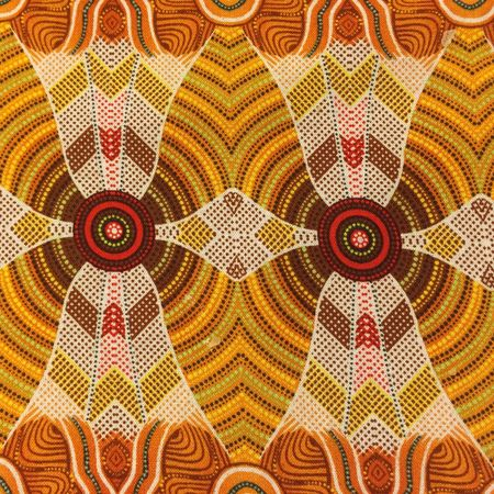 Aboriginal ornament on fabric Aboriginal Aboriginal Art Aborigine  Aborigines Abstract Art Art And Craft ArtWork Australia Australian Background Craft Culture Design Ethnic Fabric Native Ornament Pattern Psychedelic Textile Textiles Traditional Tribal Tribe