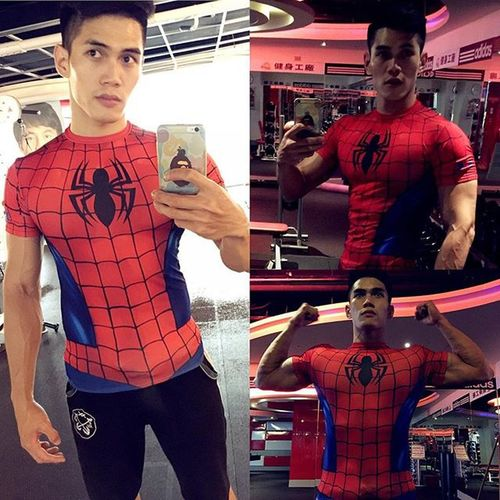 Where's my princess? It's time to save u LOL😝 Motivation Fit UnderArmour Fitness GymLife Selfie Flex Instafitness Gym Trainhard Eatclean Grow Marvel Dedication Strength Ripped Spiderman Fitnessgear Muscle Shredded 筋トレ 근육 Cardio Kaohsiung Grind lifestyle 健身工廠