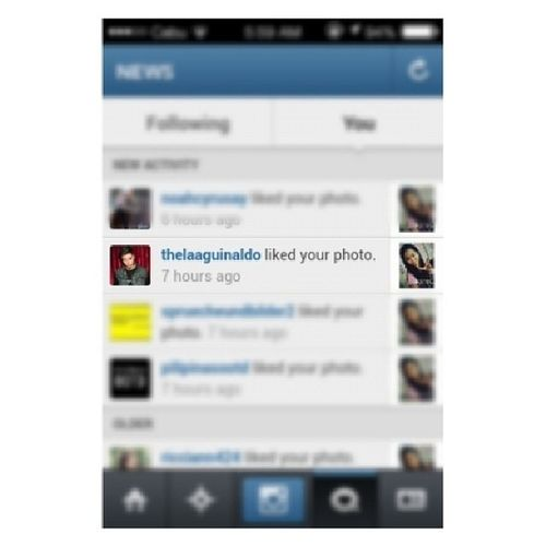 Never thought an @thelaaguinaldo would like my photo. Waaaaah. ?? Soperf ? Thankyousomuch ?