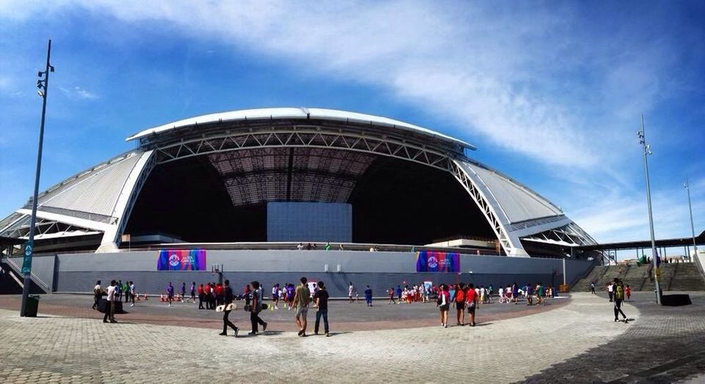 NationalStadium  Sportshubsg Singapore