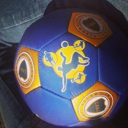 El regalo de mi hermano *-* Bocajuniors Xeneixe Futbol Diadelnino