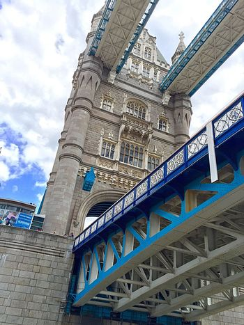 Architecture Enjoying Life Bridge Puente Vacaciones 2015 LONDON❤ Iphone6plus Vacation2015 Taking Photos London