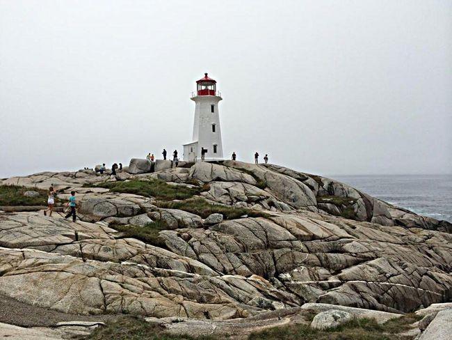 Lighthouse Peggy's Cove