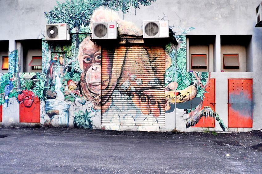 Art And Craft Mural ArtWork