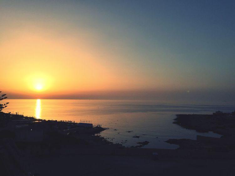 Good morning Malta. Malta Island Resort Summervacation Summer Sunrise