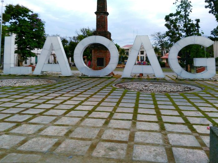 LAOAG. Northern Part of the Philippines where Former President Marcos was buried. Such a place to unwind. Laoag City