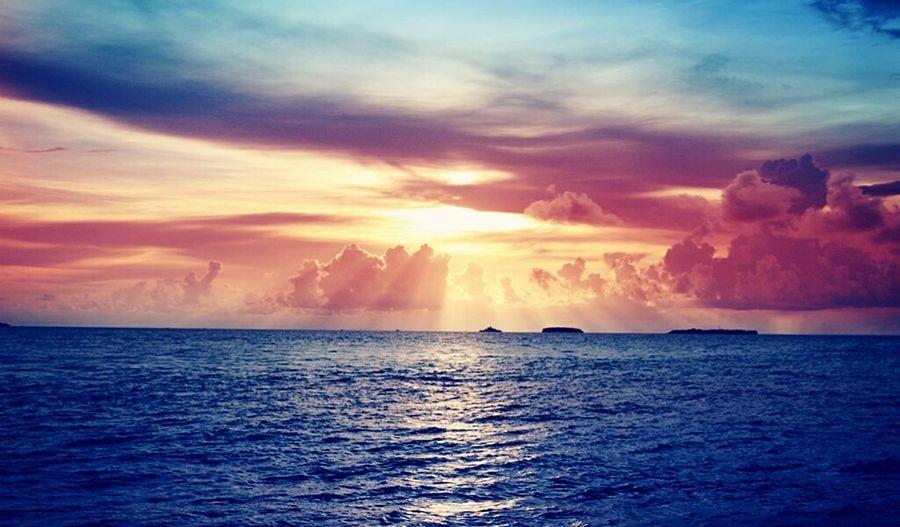 Ocean On The Ocean First Eyeem Photo