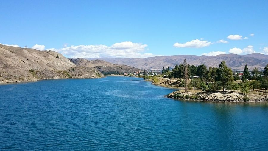 Beauriful day in Central Otago