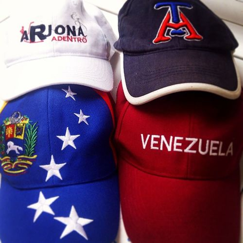 Fan ática Pasiones Venezuela Vinotinto TigresdeAragua RicardoArjona CaprilesPresidente