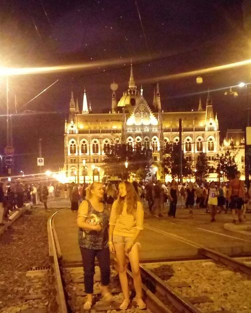 Battle Of The Cities Nighlife Parlament Of Hungary
