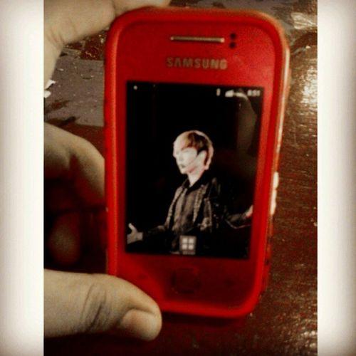Leeteuk!!!!<3<3<3 Leeteuk On My Phone wallpaper leader of superjunior love him samsung pink instapict tagsforlove