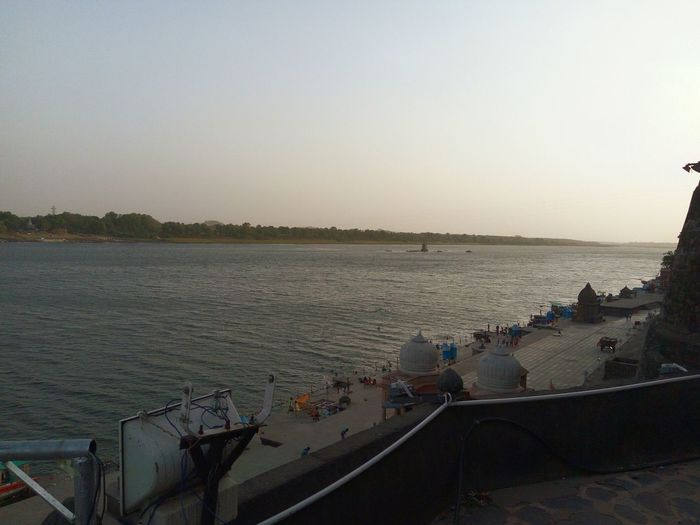 Nostalgicmoments Narmada River Majesticmaheshwar Incredibleindia