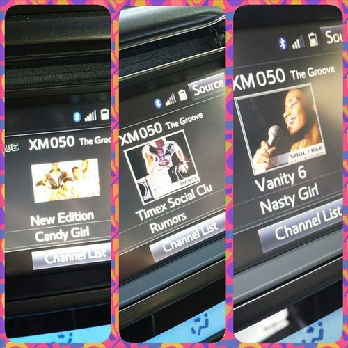 My drive home yesterday was pretty epic. Music Olskool Randb SiriusXM TheGroove radio PhotoGrid