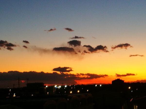 Sunset Illuminated