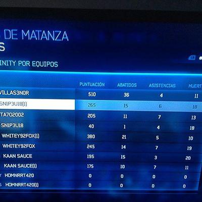 Soy la mamada en esto Halo4