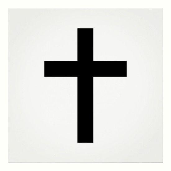 Prova de ♥♡ maior não há. Cruz Jesusfreak God Love