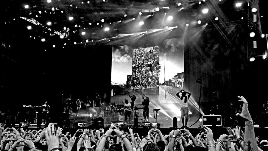 For The Love Of Music Sziget2015 Rudimental  Concert