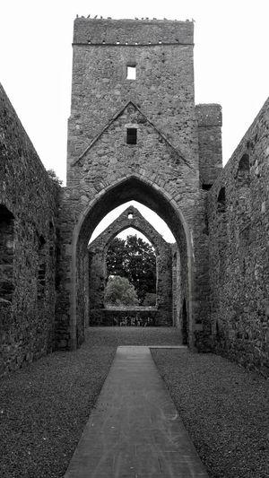 Arch Architecture Built Structure Carlingford Church Historic Ireland Ireland_gram