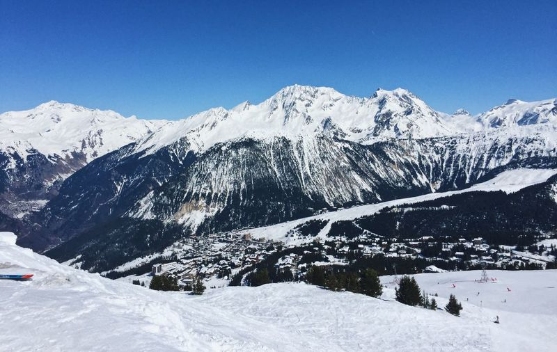 Courchevel Mountains Sunny Snowboarding Skiing France EyeEm Selects Snow Winter Cold Temperature Mountain Snowcapped Mountain Nature Weather Mountain Range Scenics Beauty In Nature Outdoors White Color Day Tranquility Tranquil Scene Frozen Landscape No People Clear Sky Snowdrift First Eyeem Photo