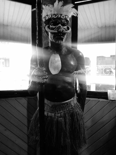Monochrome Photography culture indonesia Man Made Object Indoors