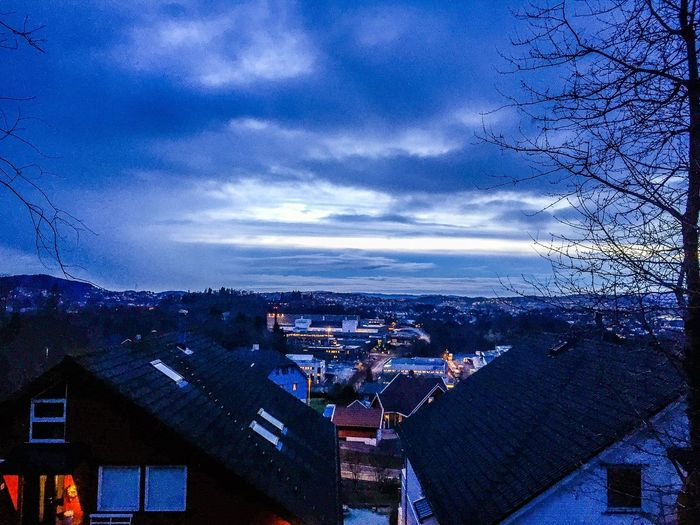Check This Out Taking Photos Evening Sky And Clouds Heaven Night Wintertime Samepicture Nature Landscape