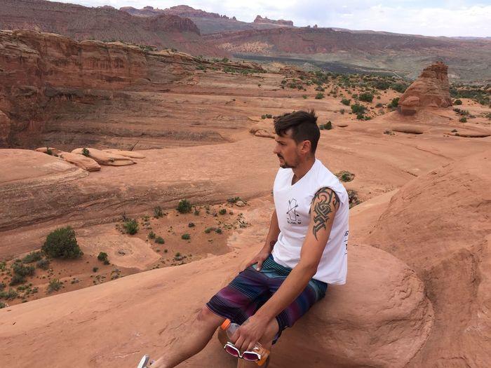 Chillaxing Moab  Traveling May 2015