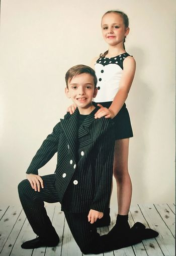 Dance Alley ❤️ Dance Show 20017 👯🕺💃 Brother And Sister ♥ My Beautiful Babies❤️ My Dancing Babies ❤️