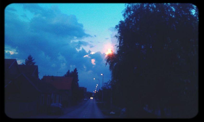 Branka Radicevica Blue Sky