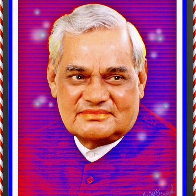 Happy birthday the former PM, the greatest politician & golden leader Shri AtalBihariVajpayee . My best wishes!!