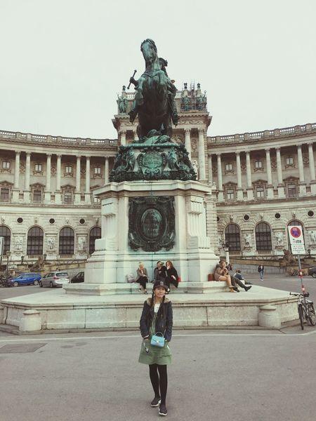 Hello World Vienna Austria