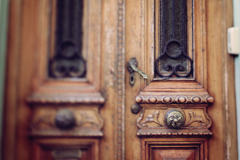 Old wooden door Ancient Antique Artisan Doors Entrance Gate Spanish Architecture Background Backgrounds Close-up Day Design Detail Details Door Doors Lover Doors With Stories Doorway No People Ornate Outdoors Tiltshift Vintage Wood - Material