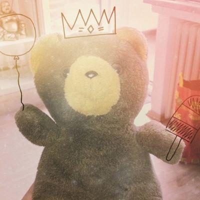 #teddy #cute #bear #honey #ballon #crown #ice #princess #omg #love #meicamachtdaswürstchen #peace Ballon Love Peace Ice Cute Omg Bear Crown Teddy Honey Princess Meicamachtdaswürstchen