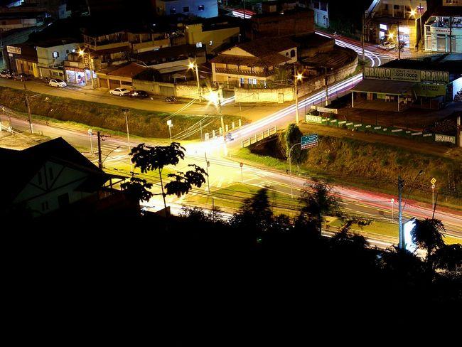 Urbannight Nightphotography Light Suburban Night Lights