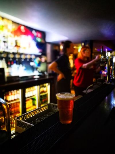 P10 Plus Photography Nightlife Alcohol Drink Illuminated Bar - Drink Establishment Happy Hour Bar Counter Beer Glass Lager Craft Beer Beer Pub Pint Glass Beer - Alcohol