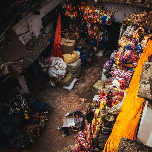 Market Variation For Sale Market Stall Choice Outdoors Food No People Bazaar Day India