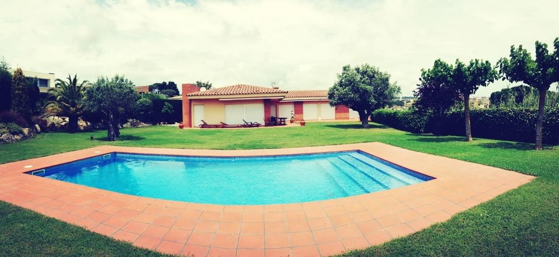 The paradise!