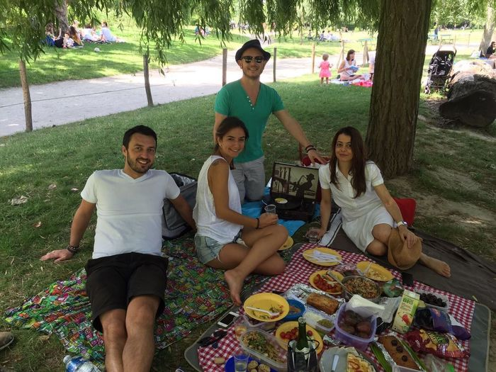Enjoy The New Normal Happiness Friendship Picnic Time ♡ Hapiness★ Enjoying Life Sunny Day