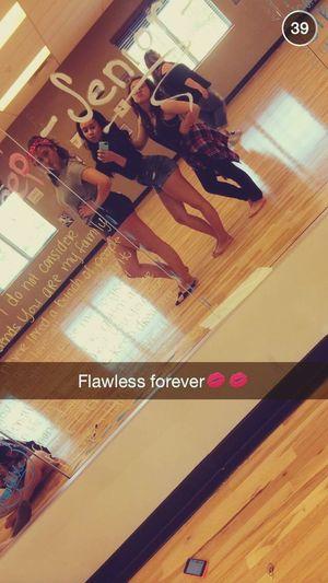 Gonna miss my girls!!! Flawless Dance Friends Mygirls