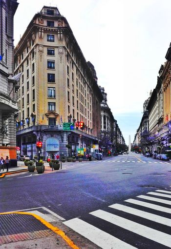 In Argentina City Street Photography Building Exterior Architecture City Street Transportation Built Structure Travel Destinations Sky No People Obelisco, Buenos Aires 🌆 Real People Eyeemphotography EyeEmMagazine Buenos Aires, Argentina