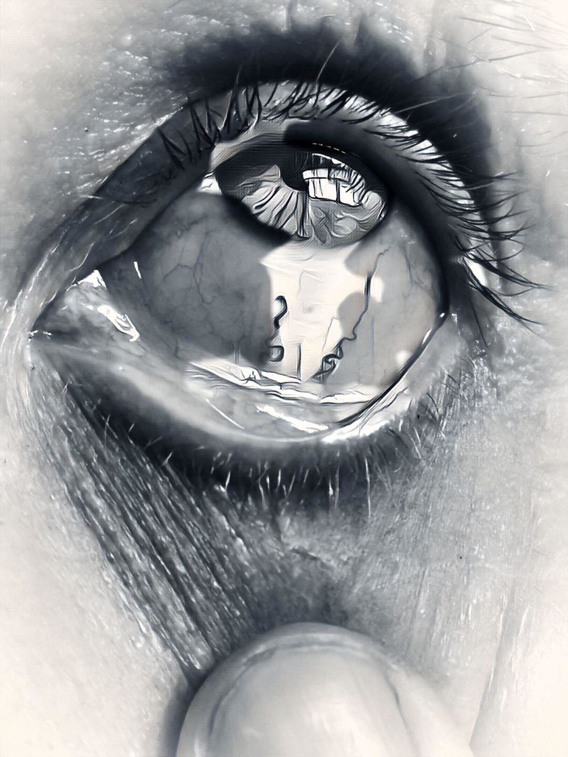 close-up, eyelash, reflection, human body part, human eye, extreme close-up, eyesight, one person, body part, eye, sensory perception, real people, full frame, human face, young adult, indoors, macro, eyeball, adult, iris - eye, eyebrow