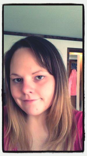my hew hairdo. feels so much better.
