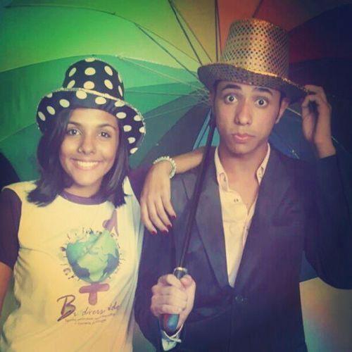 Friends Happy Color Umbruela @_dudarocha