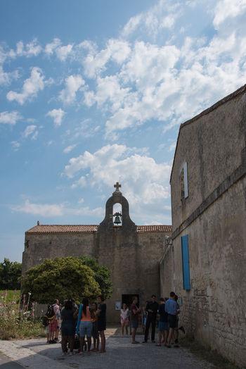 Chapel on Aix