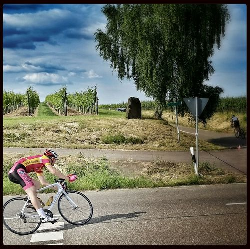 Le Chasseur Cycling Race Allez SamsungGalaxyS5 #snapseed