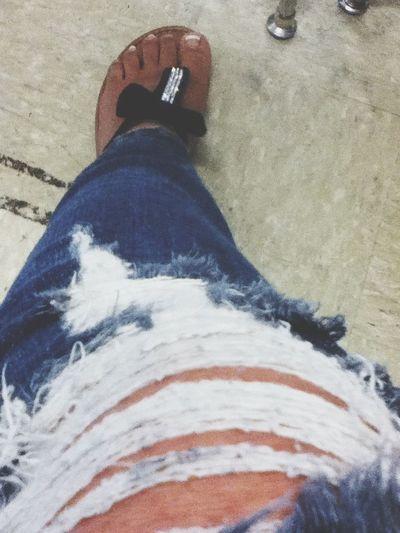 Cute Sandals (: ❤