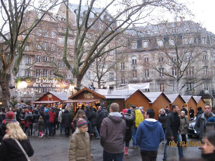 Weihnachtsmarkt Strassburg