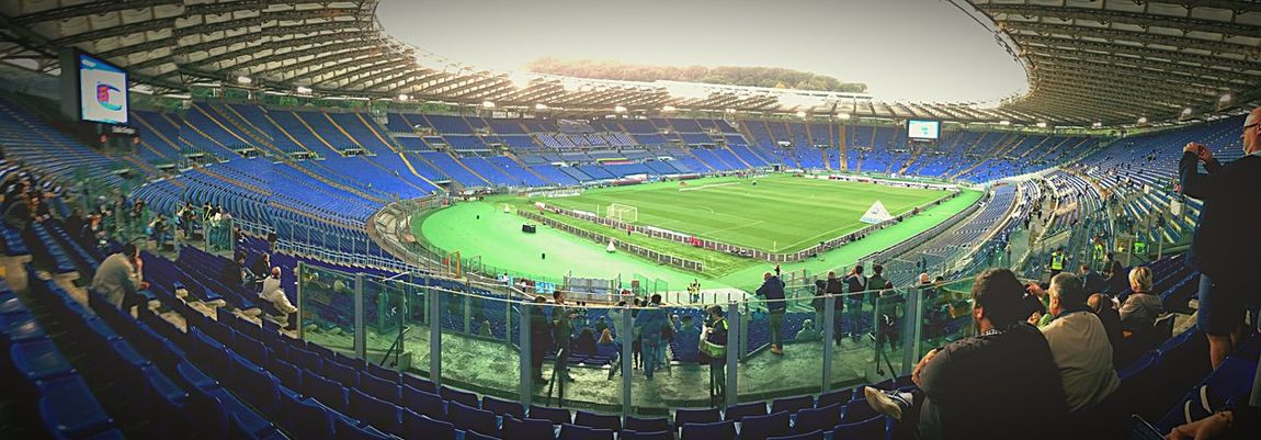 Le football plus qu'un sport une passion, une vie!❤️⚽️🏆 Lazio Rome Football
