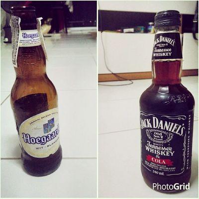 โฮ...แจ็ค Beer Jackcoke Jackdaniels Hoegaarden
